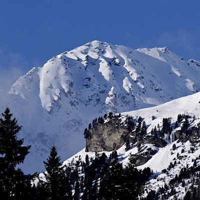 Winter_Defereggental_Osttirol_St. Jakob_hochalpine Berglandschaft